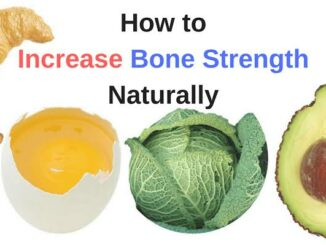 How to increase bone density naturally